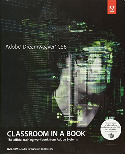 9780321822451: Adobe Dreamweaver CS6 Classroom in a Book
