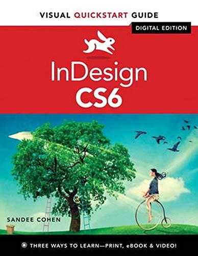 9780321822536: InDesign CS6: Visual QuickStart Guide