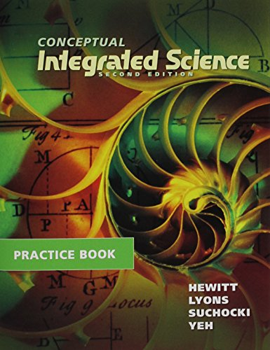 9780321822987: Practice Book for Conceptual Integrated Science
