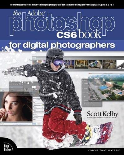 9780321823748: The Adobe Photoshop Cs6 Book for Digital Photographers