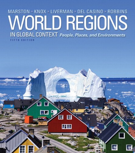 9780321824622: World Regions in Global Context: Peoples, Places, and Environments Plus MasteringGeography with eText -- Access Card Package (5th Edition)