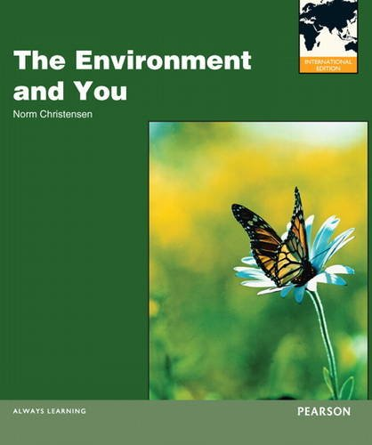9780321827340: The Environment and You