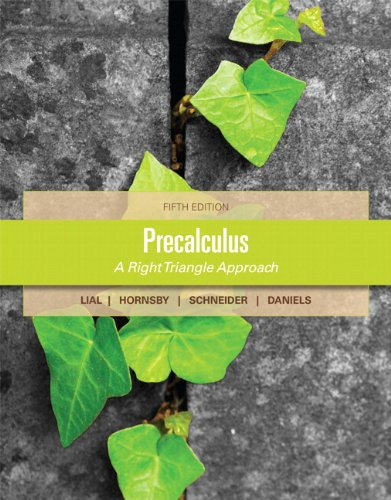 9780321828088: Precalculus Plus NEW MyMathLab with Pearson eText -- Access Card Package (5th Edition) (Lial/Hornsby/Schneider/Daniels)