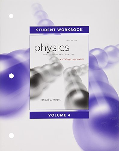 9780321828637: Physics for Scientists and Engineers: A Strategic Approach, Vol. 4 (Chs 25-36) & Student Workbook for Physics for Scientists and Engineers: A Strategic Approach, Vol. 4 (Chs 25-36) Package