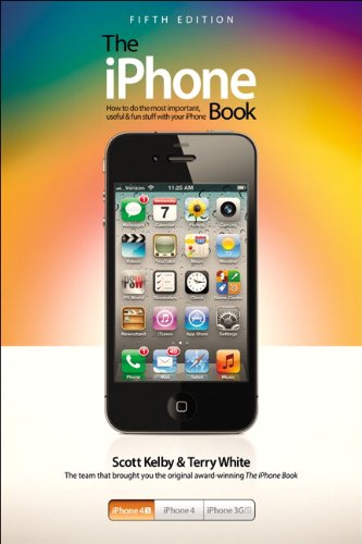 9780321832764: The iPhone Book: Covers iPhone 4S, iPhone 4, and iPhone 3GS (5th Edition)