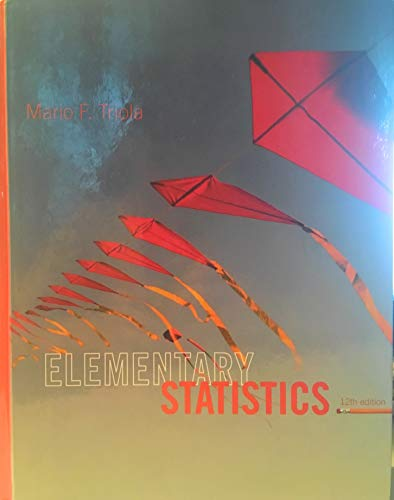9780321833785: Elementary Statistics: ANNOTATED INSTRUCTOR'S EDITION