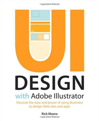 9780321833853: UI Design with Adobe Illustrator