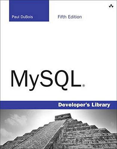 9780321833877: MySQL (Developer's Library)
