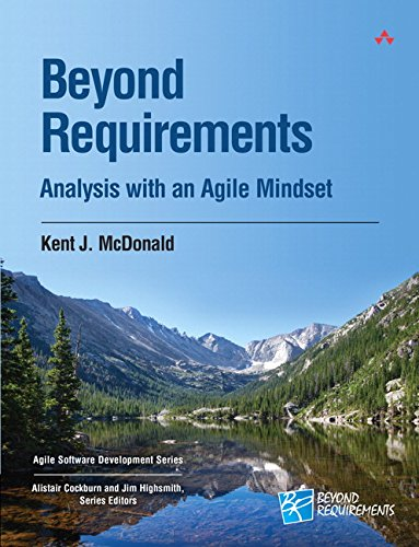 9780321834553: Beyond Requirements: Analysis with an Agile Mindset (Agile Software Development Series)