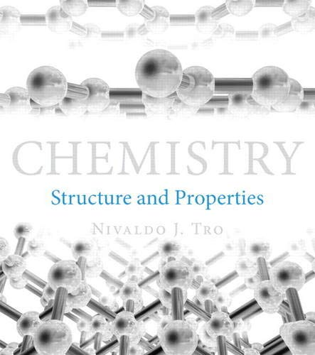 9780321834683: Chemistry: Structure and Properties