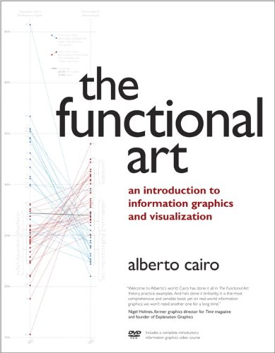 9780321834737: Functional Art, The:An introduction to information graphics and visualization (Voices That Matter)