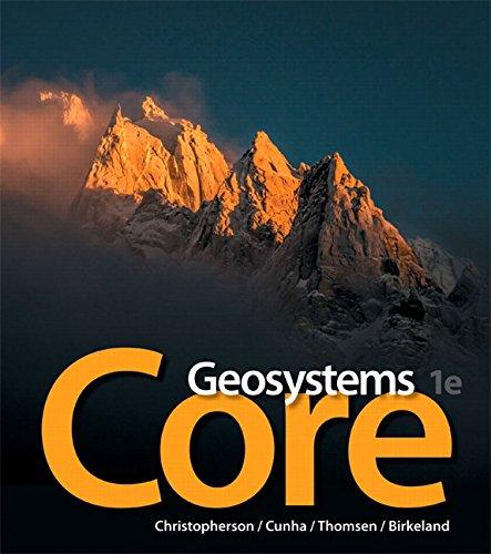 9780321834744: Geosystems Core