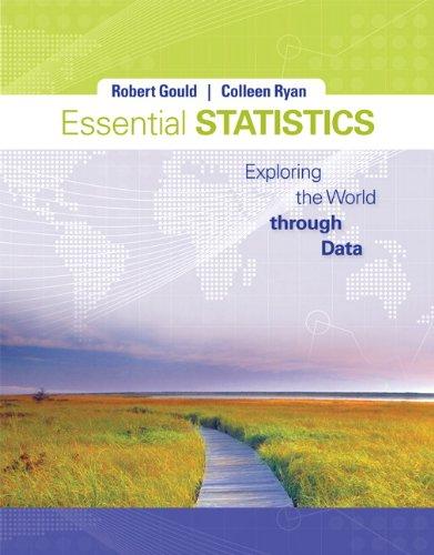 9780321836984: Essential Statistics