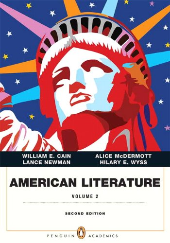 9780321838636: American Literature, Volume II (Penguin Academics Series) (2nd Edition)