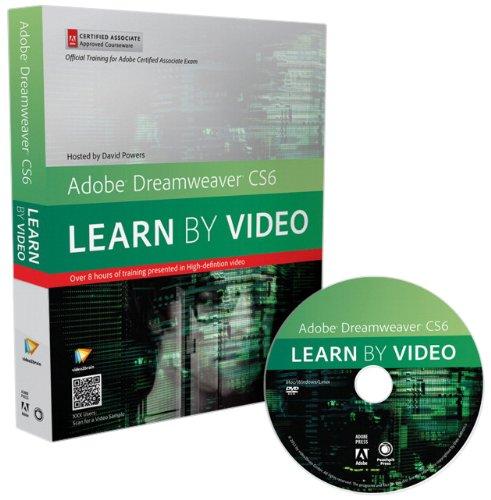 video2brain: Adobe Dreamweaver CS6: Learn by Video: Core Training in Web Communication: Powers, ...