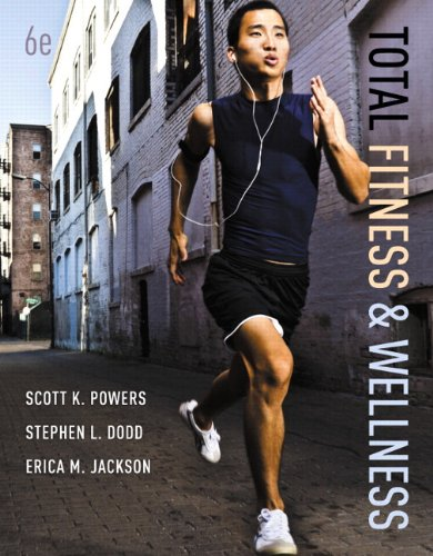9780321840523: Total Fitness & Wellness (6th Edition)