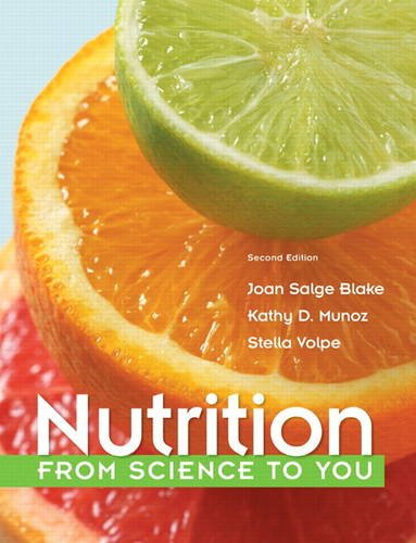 9780321840530: Nutrition: From Science to You Plus MasteringNutrition with MyDietAnalysis with Pearson eText -- Access Card Package (2nd Edition)