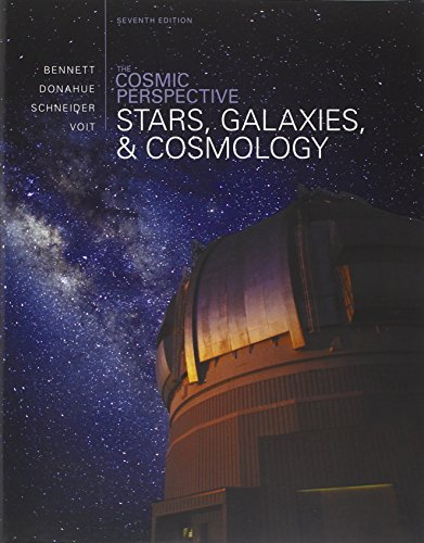 9780321841070: The Cosmic Perspective: Stars and Galaxies