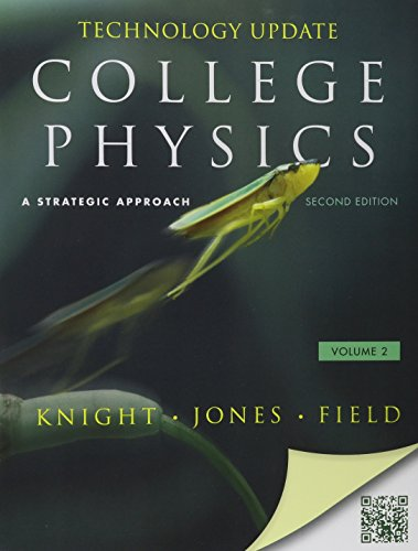 9780321841544: College Physics: A Strategic Approach Technology Update Vol. 2 (Chs. 17-30) Plus MasteringPhysics -- Access Card Package (2nd Edition)