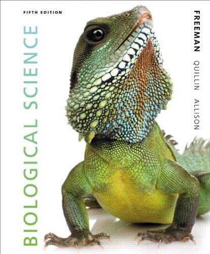 9780321841599: Biological Science