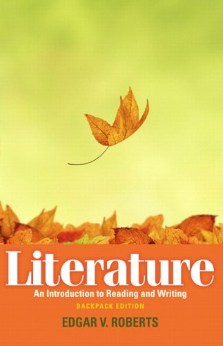 9780321842121: Literature: An Introduction to Reading and Writing, Backpack Edition with NEW MyLiteratureLab -- Access Card Package