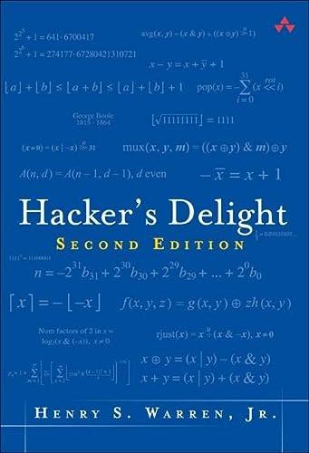 9780321842688: Hacker's Delight