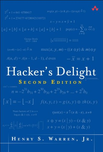 9780321842688: Hacker's Delight (2nd Edition)