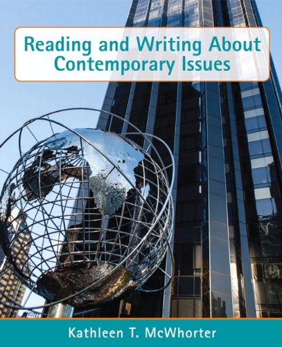 9780321844422: Reading and Writing About Contemporary Issues