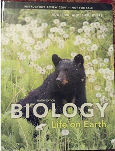 9780321844798: Biology Life on Earth with Physiology 10th edition Instructor's Review Copy