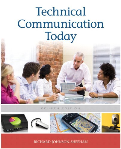 9780321846235: Technical Communication Today with NEW MyTechCommLab with eText -- Access Card Package (4th Edition)