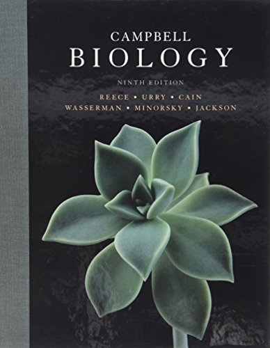 9780321847010: Campbell Biology and NEW MasteringBiology with Pearson eText