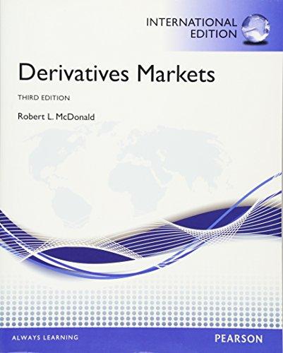 9780321847829: Derivatives Markets. Robert L. McDonald