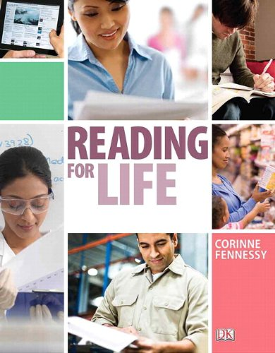 9780321850355: Reading for Life with NEW MyReadingLab with eText -- Access Card Package