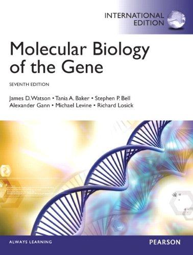 9780321851499: Molecular Biology of the Gene: International Edition