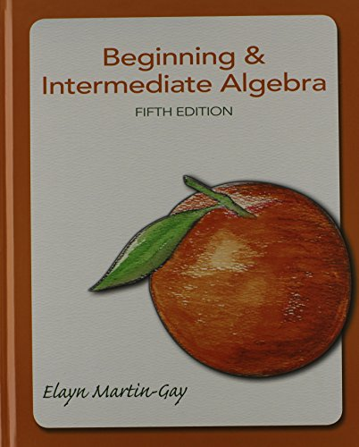 9780321854131: Beginning & Intermediate Algebra, MyMathLab, and Student Organizer