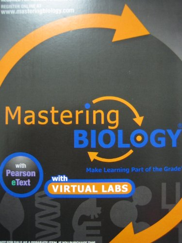 9780321856159: NEW MasteringBiology with Pearson EText -- Standalone Access Card -- for Campbell Essential Biology (with Physiology Chapters)