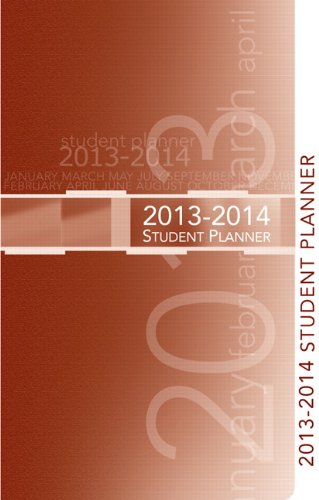 9780321856548: Premier Planner 2013-2014 (Student Success Supplements)