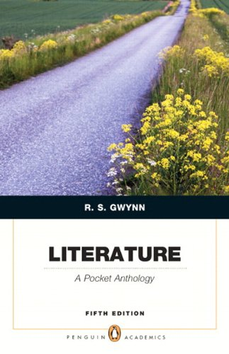 9780321858764: Literature: A Pocket Anthology (Penguin Academics Series) Plus NEW MyLiteratureLab -- Access Card Package (5th Edition)