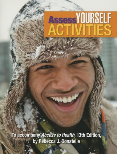 9780321860149: Assess Yourself Activities for Access to Health