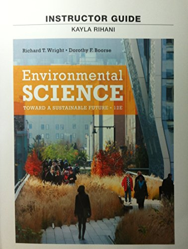 9780321862549: PEARSON Environmental Science: Instructor Guide