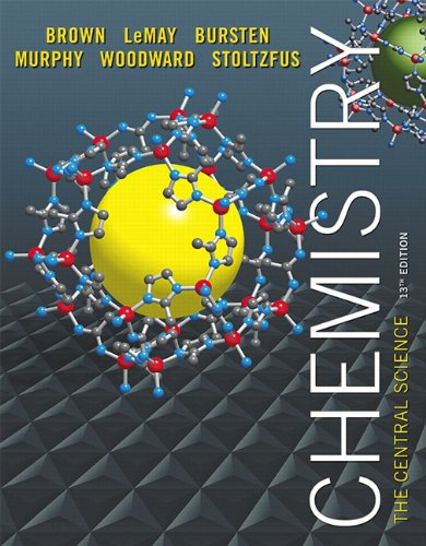9780321864406: Chemistry: The Central Science Plus Mastering Chemistry, 13th Edition