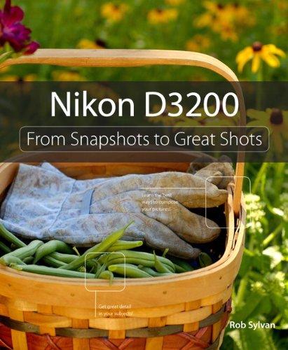 9780321864437: Nikon D3200
