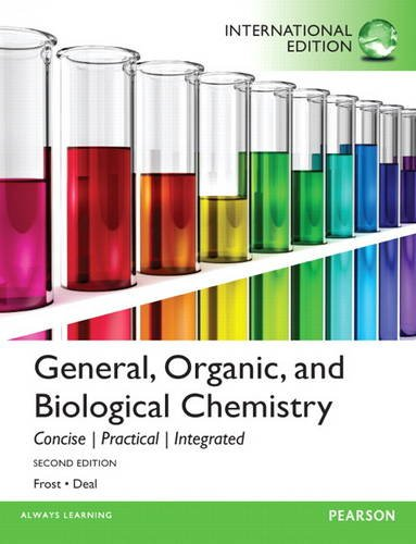 9780321866257: General, Organic, and Biological Chemistry