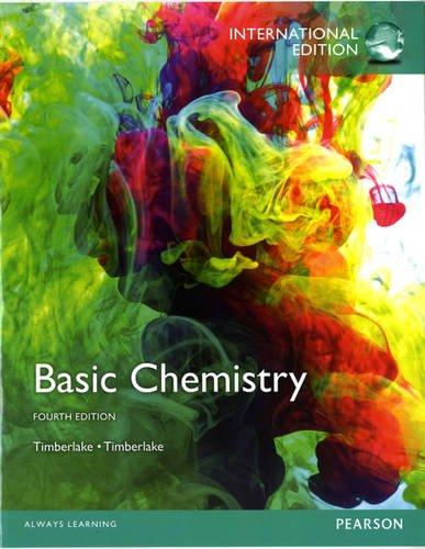 9780321866264: Basic Chemistry