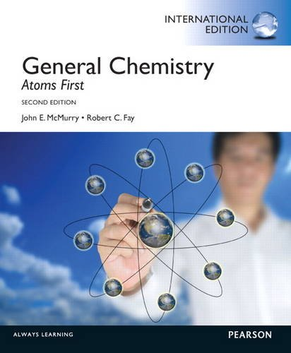 9780321866288: General Chemistry: Atoms First