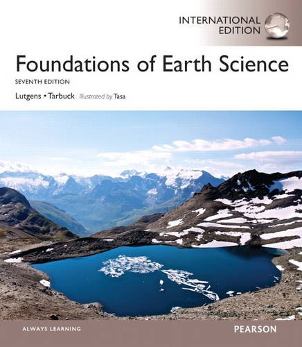 9780321866370: Foundations of Earth Science: International Edition