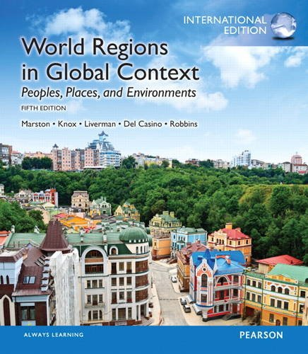 9780321866387: World Regions in Global Context: Peoples, Places, and Environments
