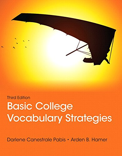 9780321866561: Basic College Vocabulary Strategies Plus MyReadingLab -- Access Card Package (3rd Edition)