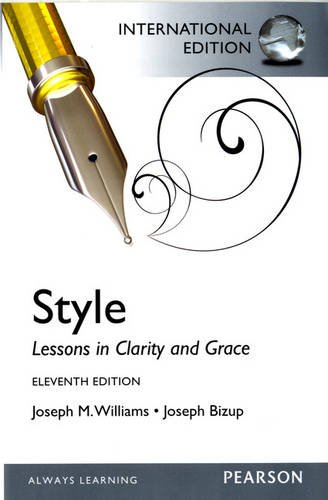 9780321867957: Style: Lessons in Clarity and Grace