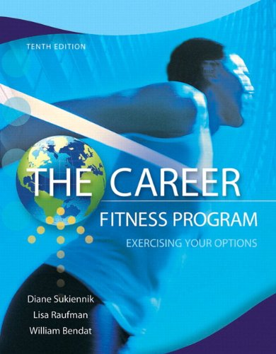 9780321871015: The Career Fitness Program: Exercising Your Options Plus NEW MyStudentSuccessLab 2012 Update -- Access Card Package (10th Edition)